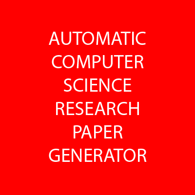 scientific research paper generator