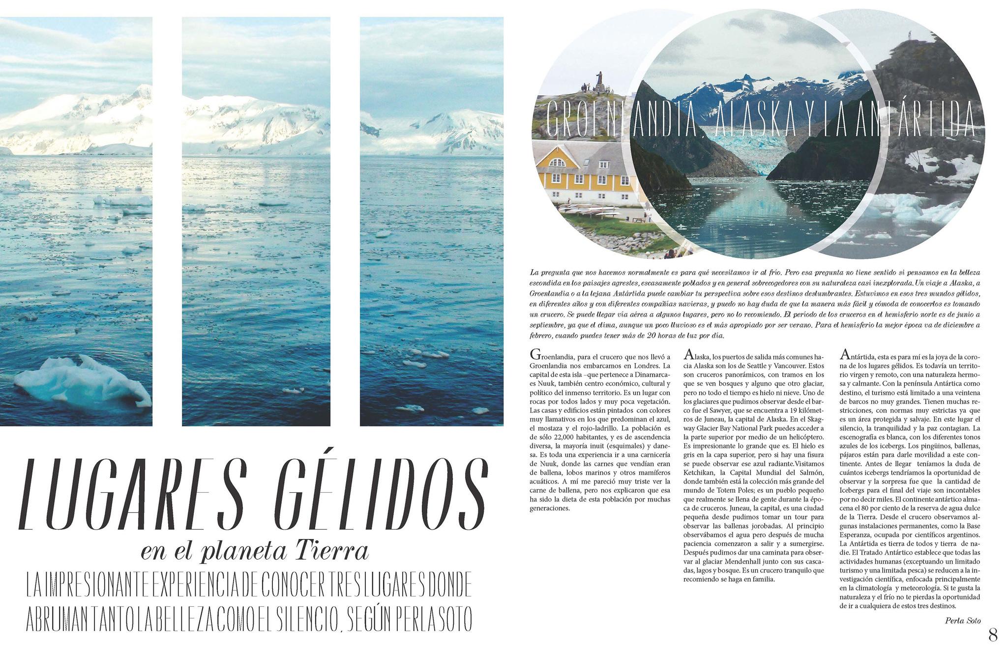 Best Travel Magazine Layouts