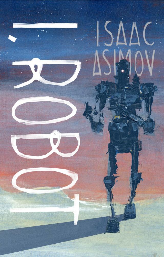I, Robot - Kwanchai Moriya I Robot Book Cover